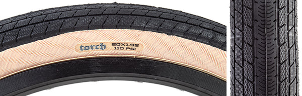 Maxxis Torch DC Folding Tire - 20x1.95""