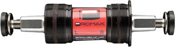 Promax SC-1 Square Taper Chromoly JIS Bottom Bracket - 108mm