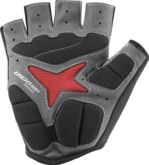Louis Garneau Biogel RX-V Men's Glove: Black L/G