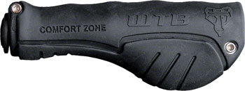 WTB Comfort Zone Clamp-On Grips: Black