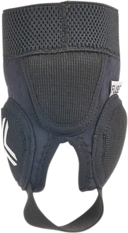 Fuse Protection Alpha Ankle Protector Black One Size, Pair