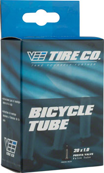 "Vee Tire Co Presta Valve Tube - 20 x 1 1/8"" (48mm)"
