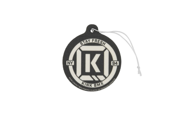 Kink Stay Fresh Air Freshener Black