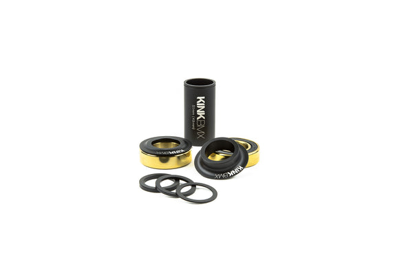 Kink TI Mid Bottom Bracket Kit In Matte Black