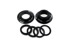 KINK BIKES MID BOTTOM BRACKET MATTE GUNPOWDER GREY 19MM  CRANK BEARING KIT