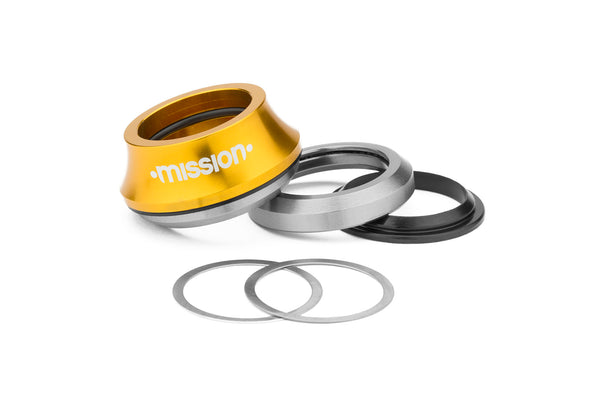 Mission Turret Integrated Headset (Various Colors)