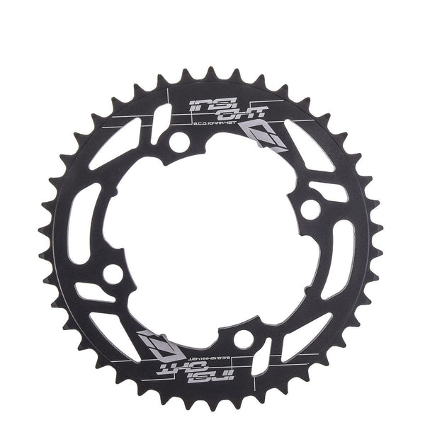 Insight 4 Bolt 104mm Chainring In Black