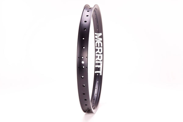 Merritt Siege Rim (Black Or Polished)