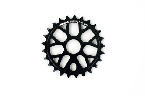 Mission Nexus Sprocket 25t Black