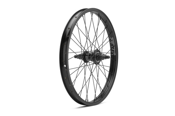 Mission Deploy Freecoaster Rear Wheel (Black Or Black/Silver)