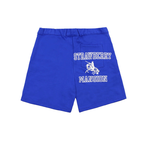 Strawberry Mansion Shorts (Blue)