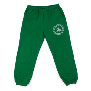 Strawberry Mansion Sweat Pants (Green)