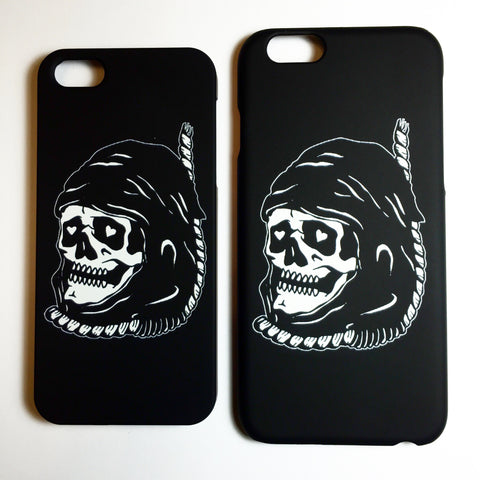 Grim Creeper iPhone Case