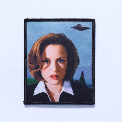 Believe Scully Patch
