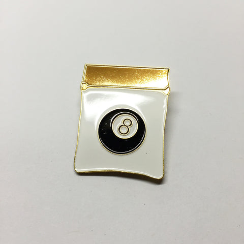 Booger Sugar Lapel Pin