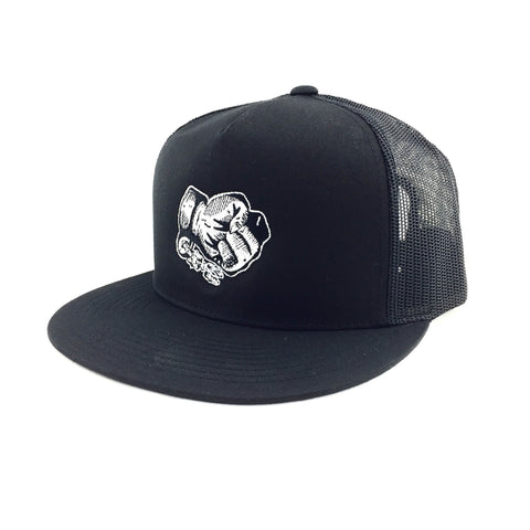 Broken Chains Snapback Hat