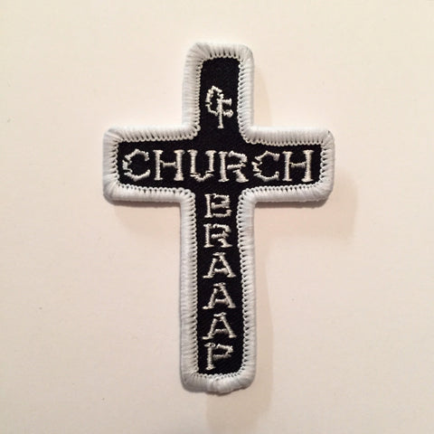 Church of Brap Patch