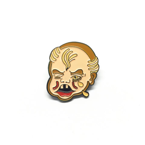 Crybaby Lapel Pin