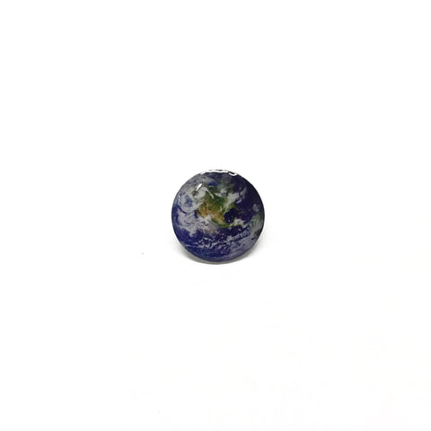 Earth Lapel Pin