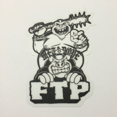 FTP Sticker