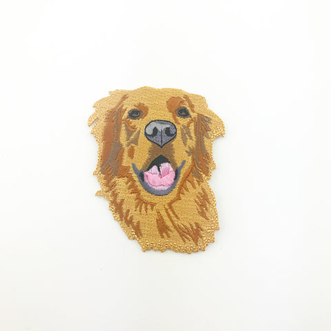 Golden Retriever Patch