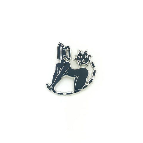 Ironhead Lapel Pin