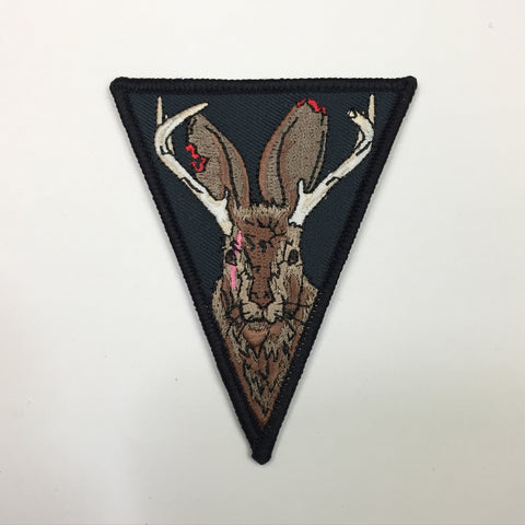 Jackalope Patch