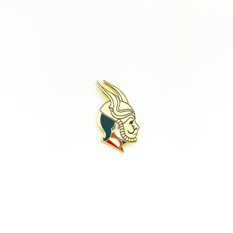 Kill The Masters Lapel Pin