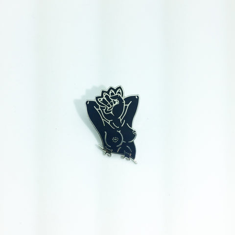 Knucklehead Lapel Pin