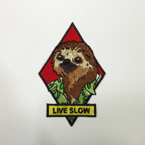 Live Slow Patch
