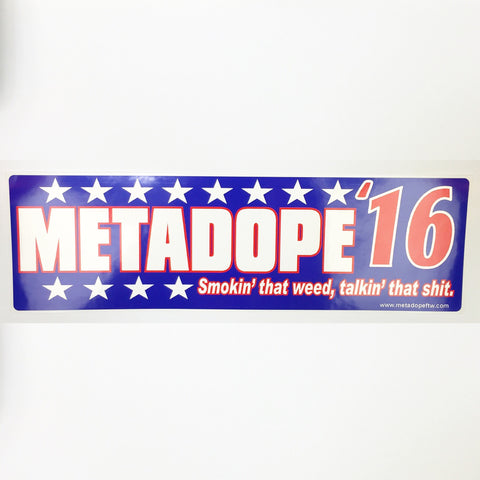 METADOPE 2016 Sticker
