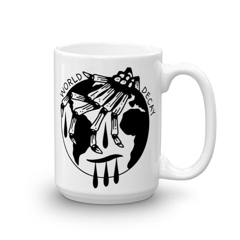 World Decay Mug