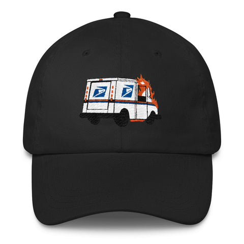 Fuck The Post Dad Cap