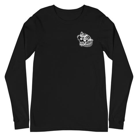 Good Tiger Unisex Long Sleeve Tee