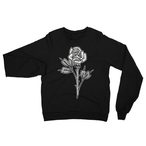 Rose Crewneck Sweatshirt