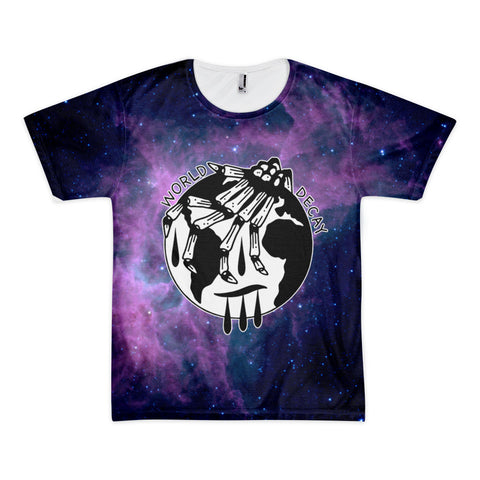 World Decay Nebula T-Shirt