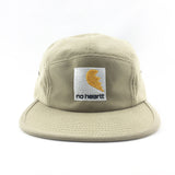 No Heartt Camping Hat Khaki