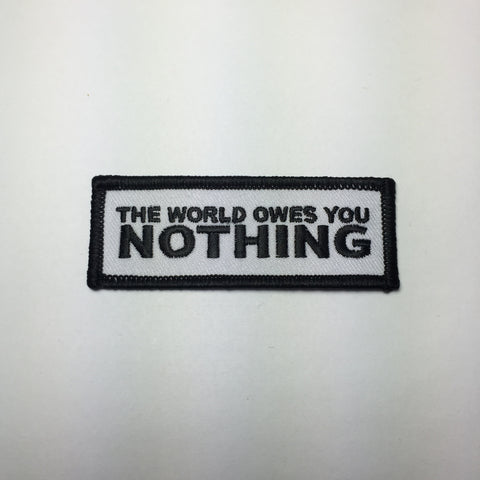 Nothing Patch