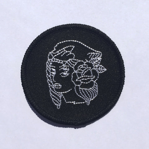 Panther Lady Patch