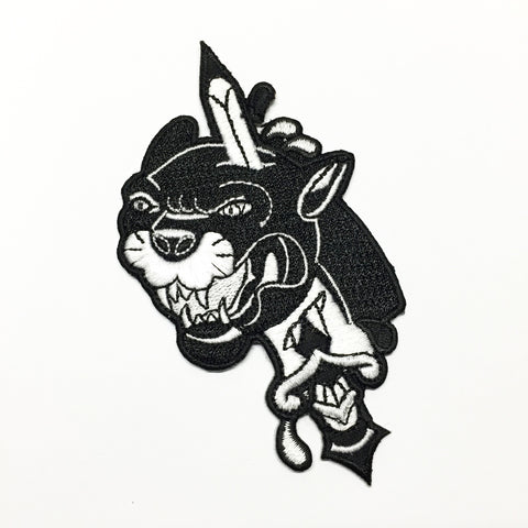 Romain Panther Patch