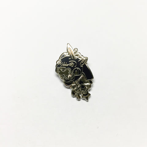 Romain Panther Lapel Pin