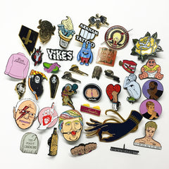 Custom Made Patches & Lapel Pins