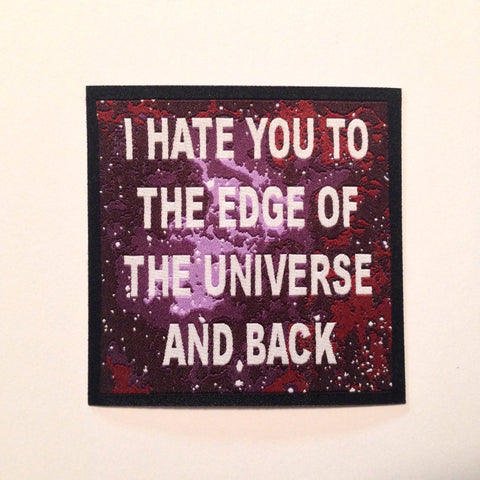 Universal Hate Patch
