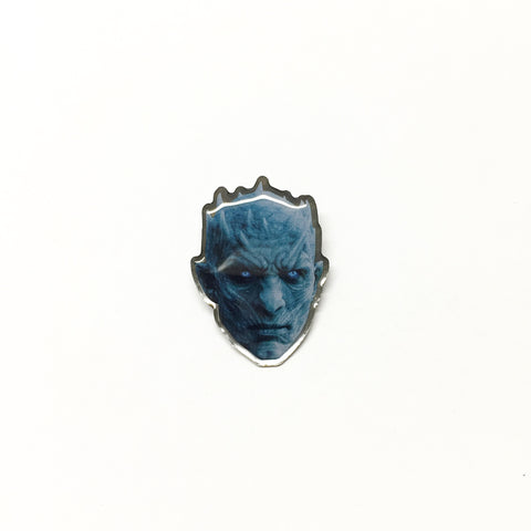 Winter Is Here Lapel Pin