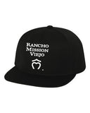 RMV Embroidered Snapback Cap