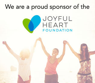 Perfectly Natural Nutrition is a proud sponsor of the Joyful Heart Foundation