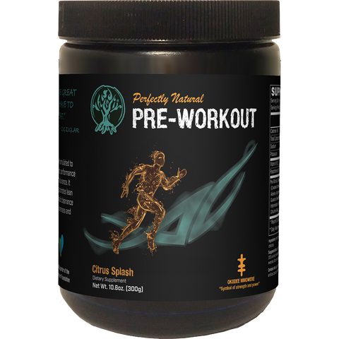 PNN Performance Pre-Workout
