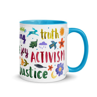 Activism Mug mug Little Truths Studio