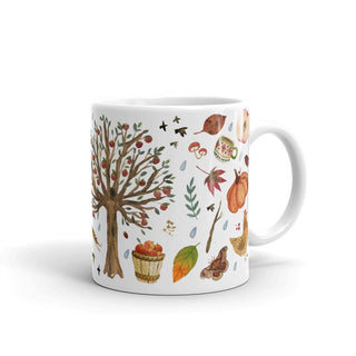 Autumn Mug mug Little Truths Studio