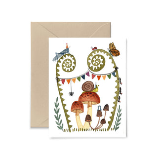 Bug Birthday Greeting Card Greeting Card Little Truths Studio